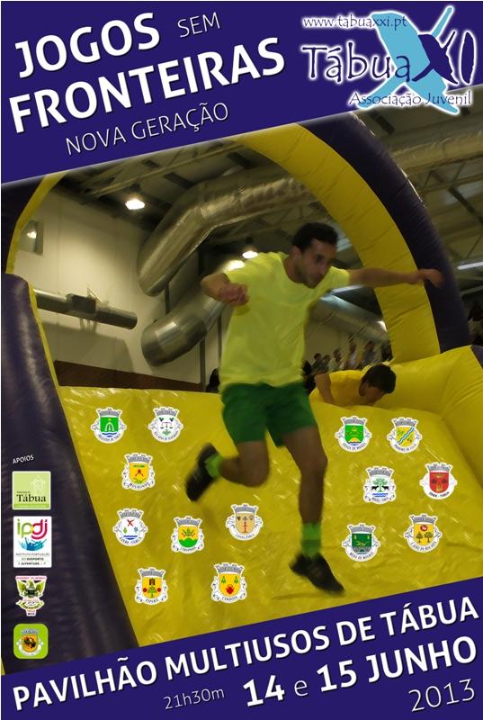jogos sem fronteiras - nova geração2013