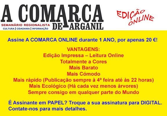 ASSINE A COMARCA DE ARGANIL