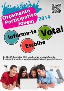 cartaz OPJ 2014