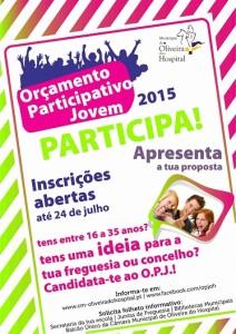 cartaz opj 2015
