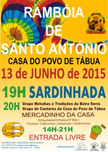 cartaz ramboia2015