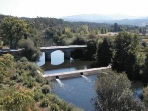 Praia fluvial de Sarzedo
