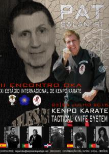 Estágio Internacional de Kenpo Karate