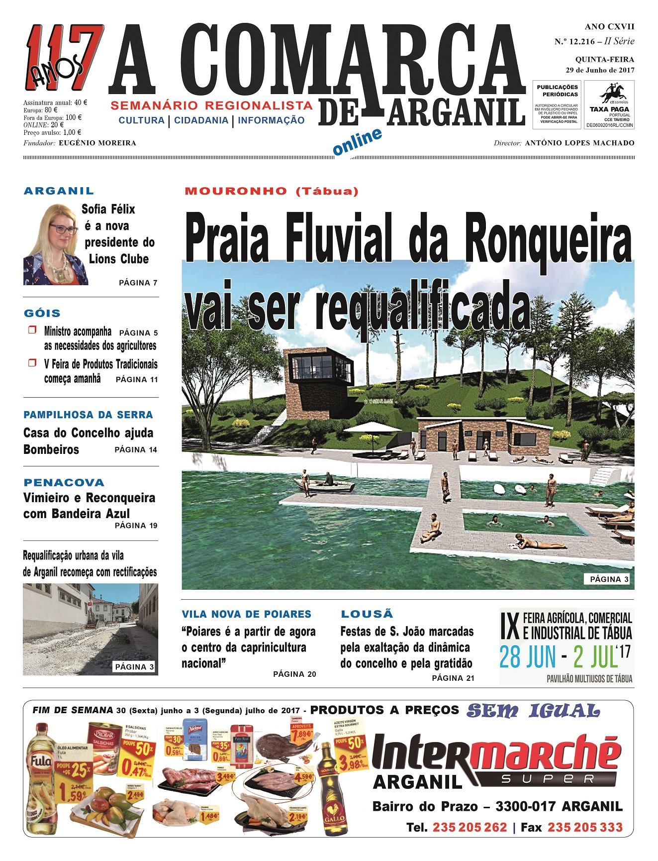 PRIMEIRA PÁGINA 29-06-2017