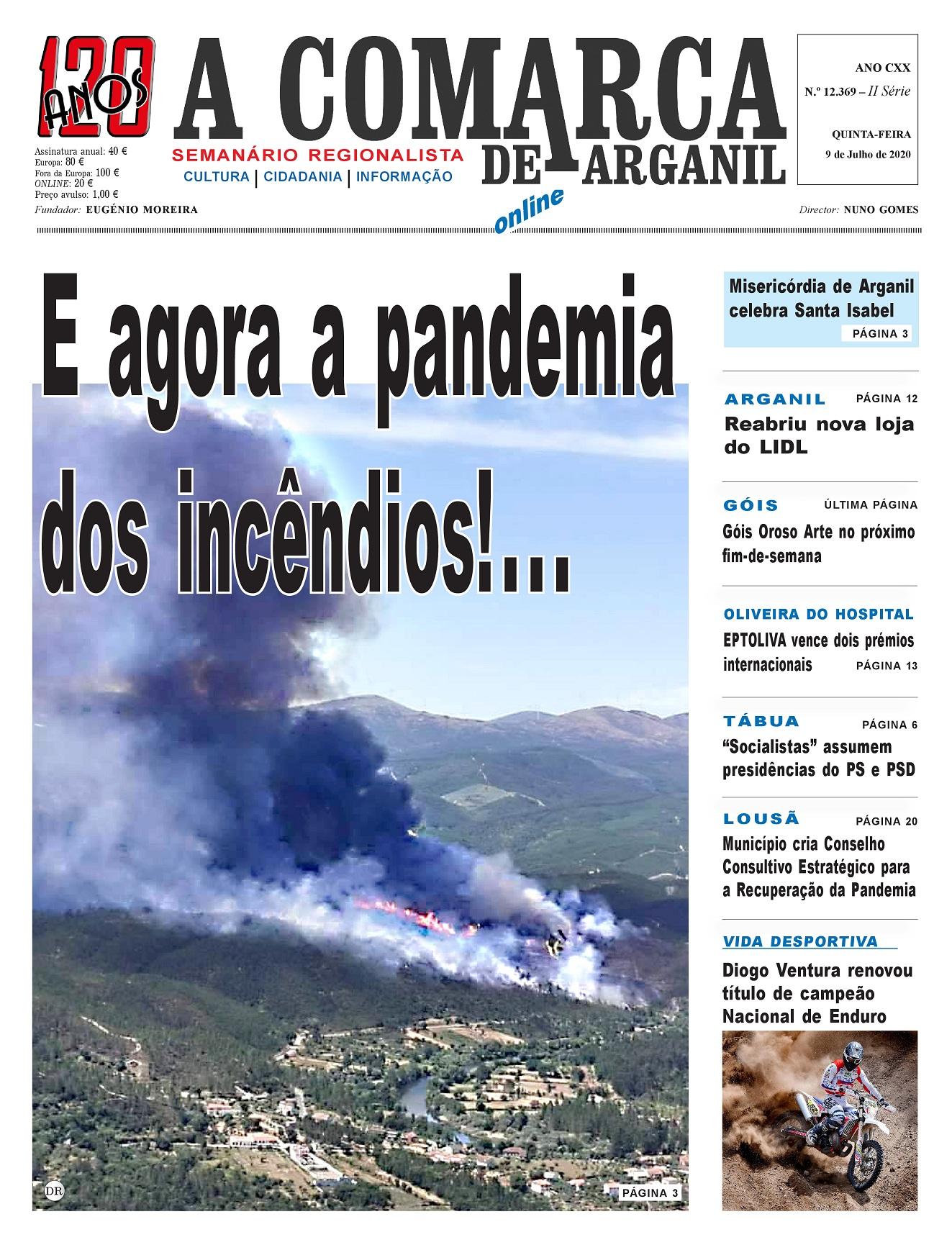PRIMEIRA PÁGINA 09-07-2020
