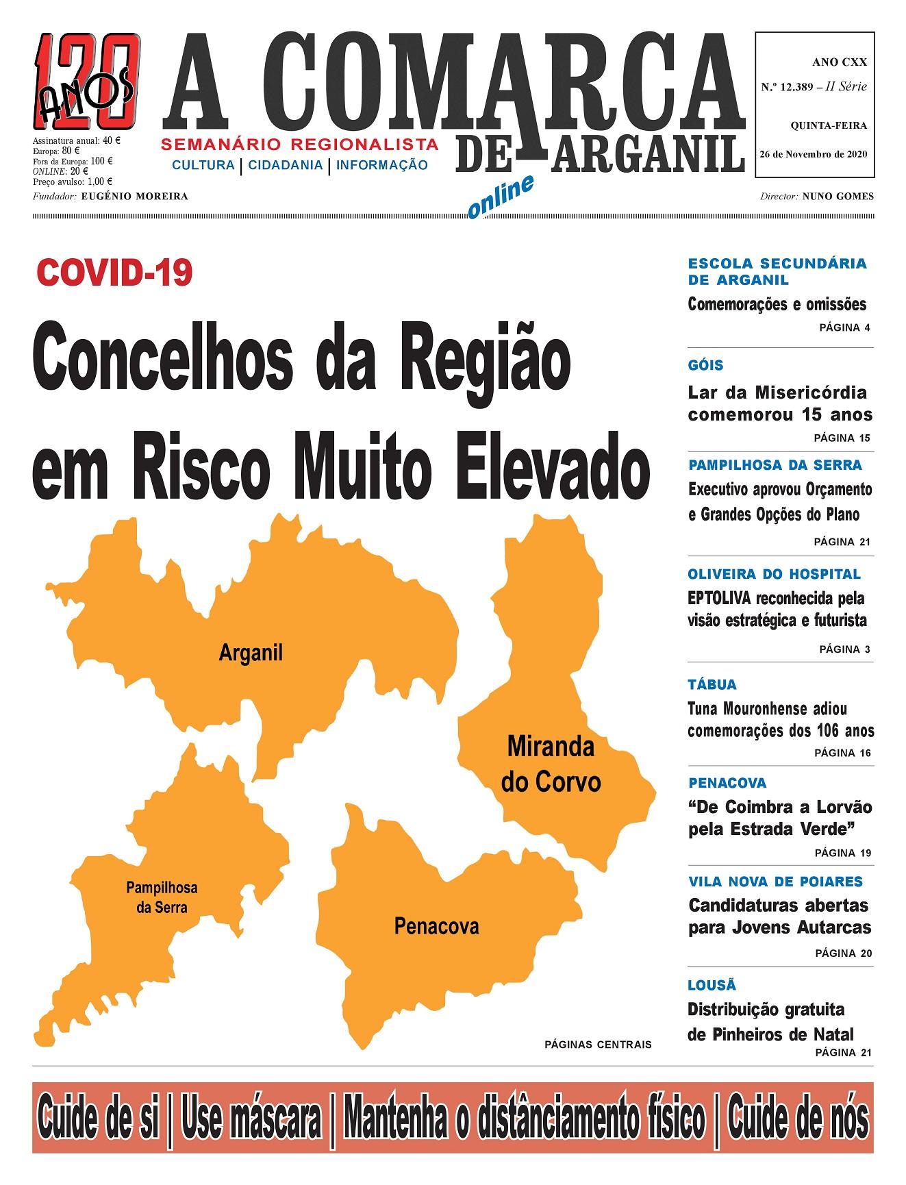 PRIMEIRA PÁGINA 26-11-2020