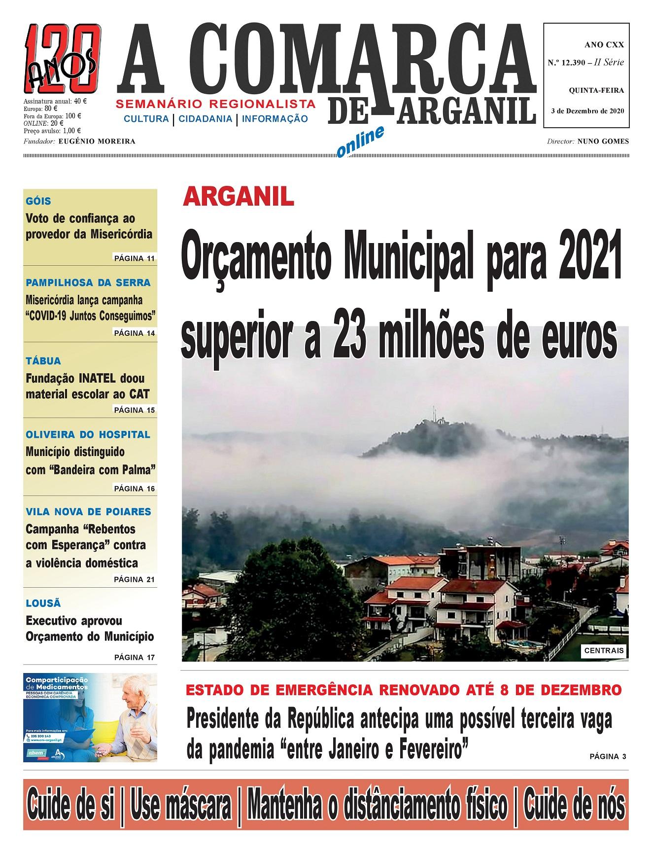 PRIMEIRA PÁGINA 03-12-2020