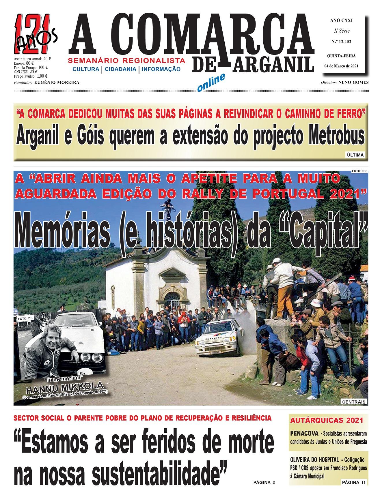 PRIMEIRA PÁGINA 04-03-2021